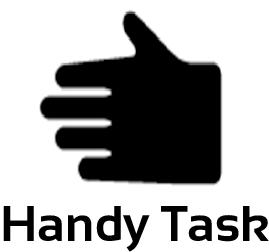 handy task logo