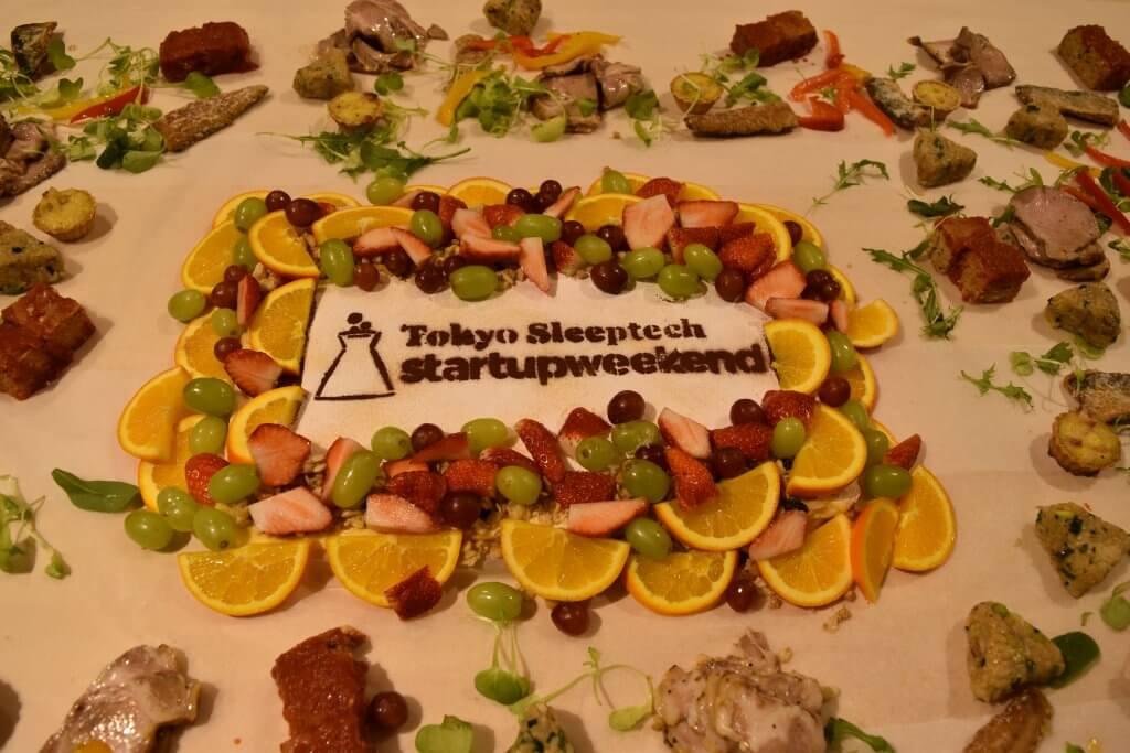 Sleeptech cake